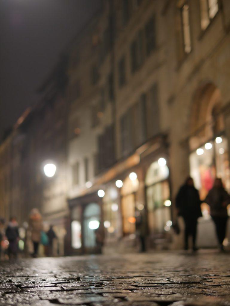 Vielle ville de Genève